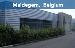 Maldegem, Belgium Location