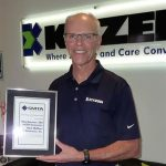 KYZEN Recognized for Its Contributions to the SMTA