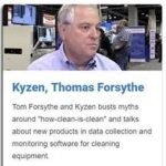 KYZEN's Tom Forsythe Interviews with I-Connect007 at SMTA International