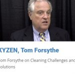 KYZEN's Tom Forsythe Discusses the Challenges of Cleaning Today's Electronics with I-Connect007 at SMTAI 2019